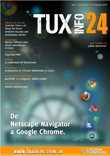 "Tuxinfo ""Numero 24"" - Index of"
