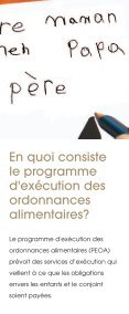 Payer une pension alimentaire - Page 3