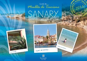 Guide des Meublés 2013 (.pdf - 2,93 Mo) - Sanary-sur-Mer
