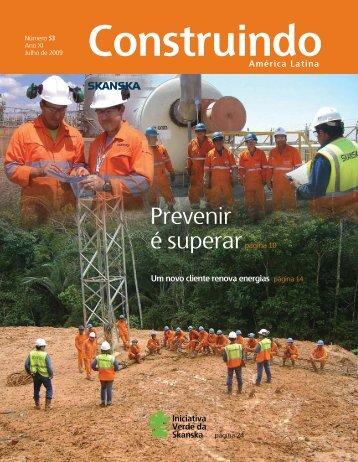 Construindo América Latina - Skanska