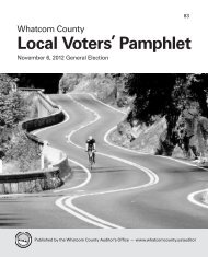 Local Voters' Pamphlet