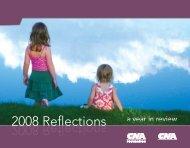 2008 Reflections - CNA