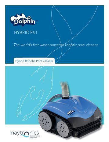 Dolphin HYBRID RS1 Brochure - Maytronics