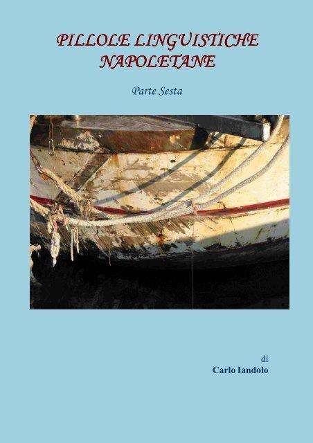 Copia di ULTIME PILLOLE LINGUISTICHE ... - Vesuvioweb