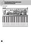 Bruksanvisning - Yamaha - Page 6