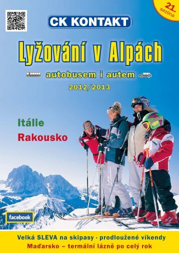 Katalog 2012-2013 v Pdf ZDE - CK Kontakt