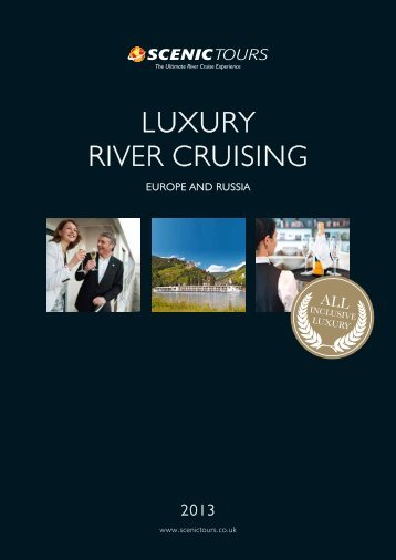 Luxury river CruisiNG - Scenic Tours