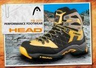 FW 2011 PERFORMANCE FOOTWEAR - Head