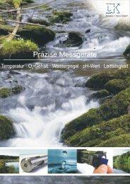 im Wasserlogger-Katalog - Driesen + Kern GmbH