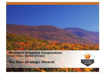Presentation.pdf - Northern Graphite