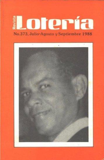 Jul. Ago. Sept. Nº 373 - Biblioteca Virtual El Dorado