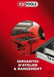 KSTOOLS servantes d'atelier et rangement - Appareils de mesure