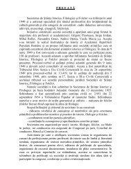 inventar societatea de stiinte - Arhivele Naţionale ale României