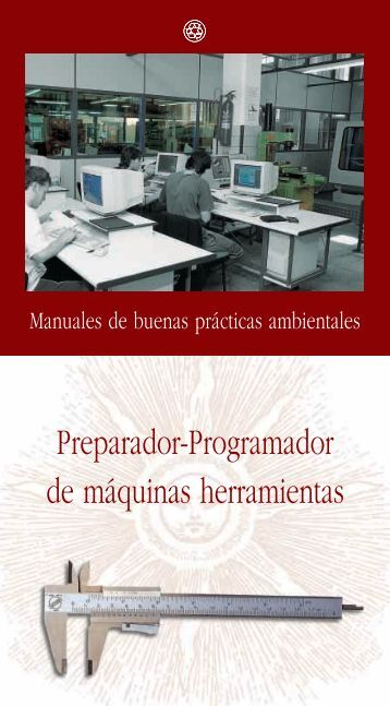Preparador-Programador de máquinas herramientas - Navarra