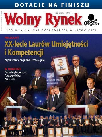 grudzień 2011 - Regionalna Izba Gospodarcza w Katowicach