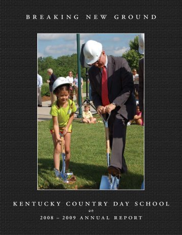 2008 – 2009 - Kentucky Country Day