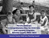 SCCCPC Child Care Plan - Community Child Care Council of ...
