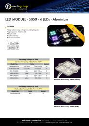 Led Module 4LED - Necto Group