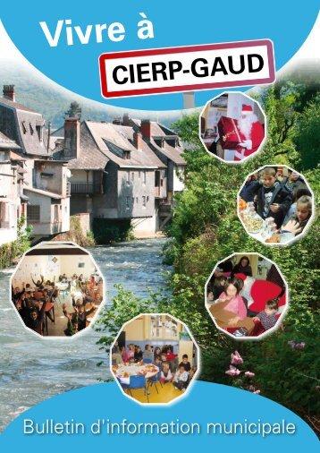 bulletin municipal de janvier 2012 - Cierp-Gaud
