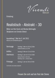 Realistisch – Abstrakt – 3D - Vivendi Lebens-Art