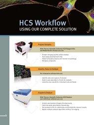 HCS Workflow