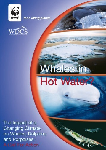 Whales in Hot Water? - wwf - Australia