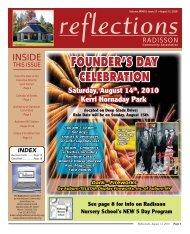 Reflections - Radisson Community