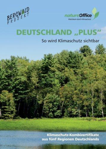 Broschüre - natureOffice