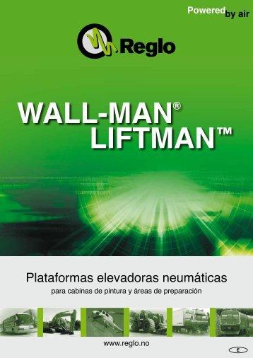 WALL-MAN® LIFTMAN™ - Reglo