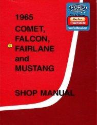 Demo - 1965 Ford Shop Manual - FordManuals.com