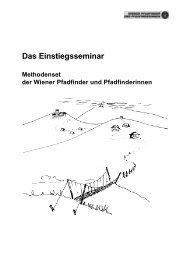 Das Einstiegsseminar - Pfadfinder und Pfadfinderinnen Österreichs