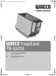 TropiCool - Waeco