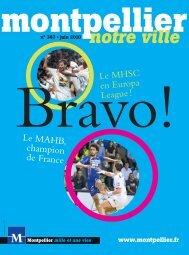 Téléchargez le pdf - Montpellier
