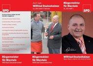 Wilfried Dautenheimer - SPD - Nierstein und Schwabsburg