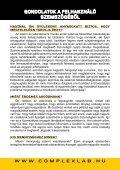 Ön mit tesz káros hatásaik megelőzése érdekében? - Complexlab - Page 4