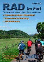 Download der Ausgabe Sommer 2012 - RAD im Pott