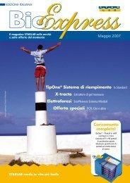 Maggio 2007 tipOne® Sistema di riempimento lo Standard Offerta ...