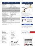 Berührungslose Temperaturmessung MiniTemp®FS - Meyer ... - Seite 2