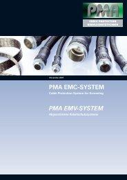 PMA EMC-SYSTEM PMA EMV-SYSTEM