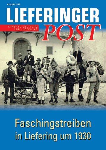 Ausgabe 1/2012 - Liefering