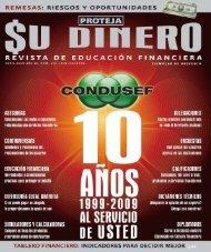 Revista 109 - Condusef