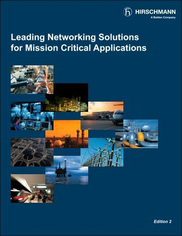 Leading Networking Solutions for Mission Critical ... - Graybar