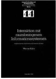 Institut für Geodäsie und
