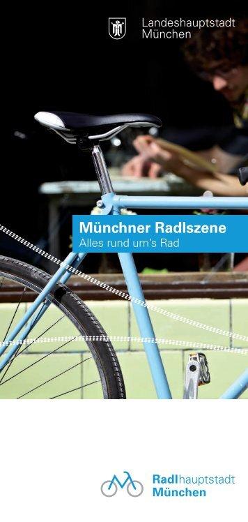 Münchner Radlszene - Radlhauptstadt München