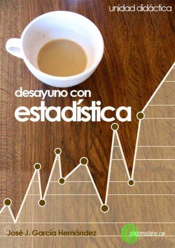 Desayunando con estadísticas - Publicatuslibros.com