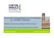 carton ondule de france - Industrie.com