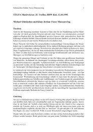 Paper - Michael Schmiechen, Berlin: Homepage