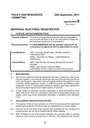individual electoral registration