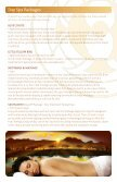 Native American Spa Services - Sheraton Wild Horse Pass Resort ... - Page 3