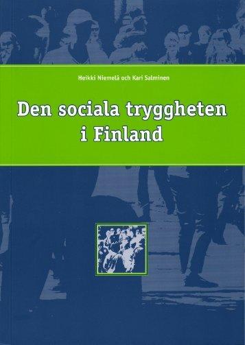 Den sociala tryggheten i Finland - Tela